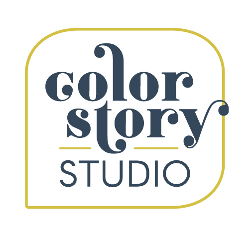 Color Story Studio Logo